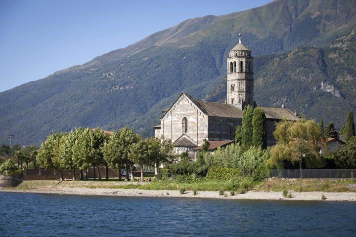 Santa Maria del Tiglio in Gravedona