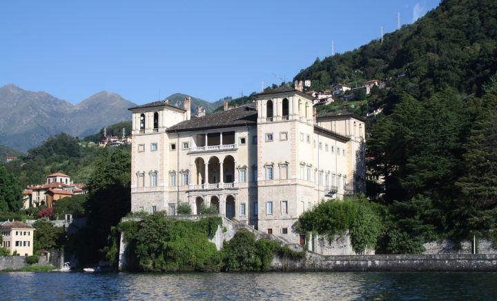 Palazzo Gallio Gravedona - Comomeer