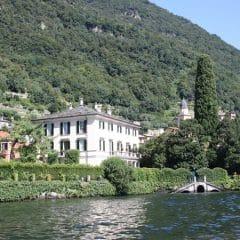 Villa Oleandra van George Clooney