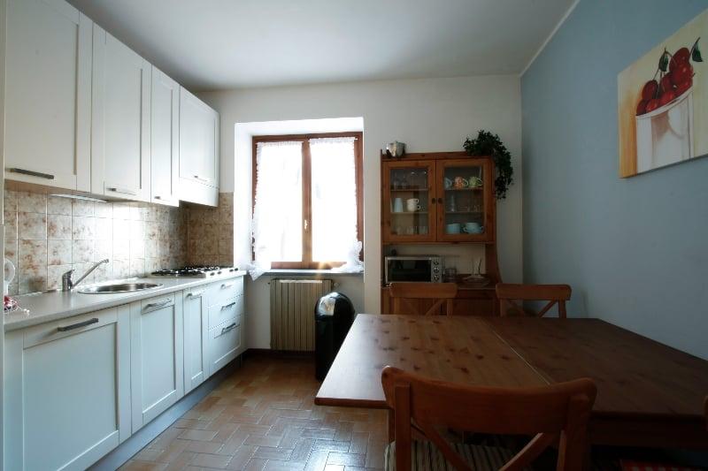 Keuken Appartement Porto Vista