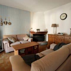Woonkamer appartement Porto Vista