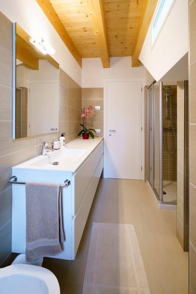 Badkamer Villa Sweet Home - Colico